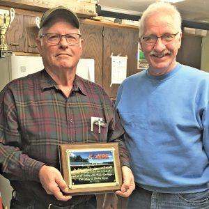 George Richards and Doug Jensen