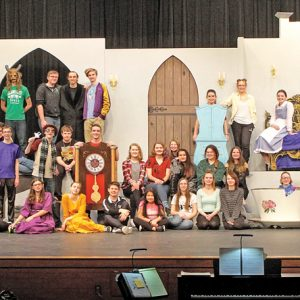 BOYCEVILLE'S Drama Department will be performing the musical, Beauty and the Beast,