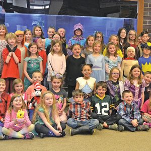 Read Across America Week in Colfax