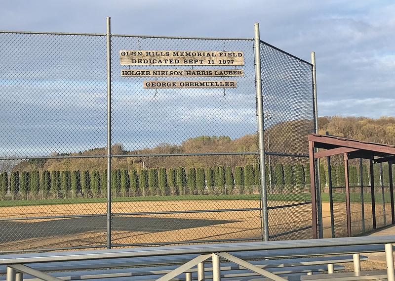 Glen Hills Lions Memorial Field softball fields