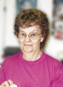 ROSELLA ARLENE (CORMICAN) BURTON