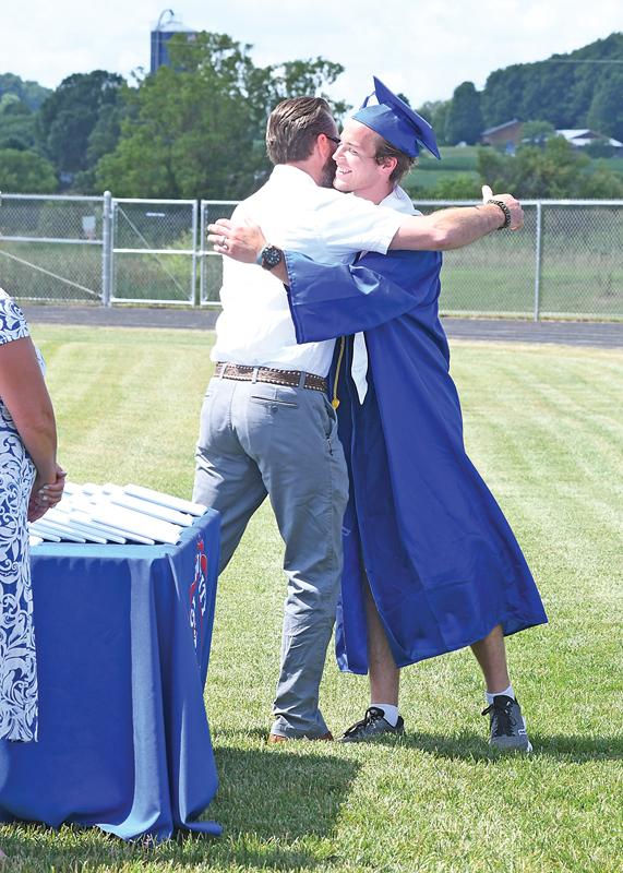 2020 GC Graduation Simmons diploma