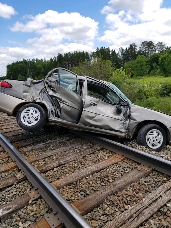 Wheeler RR Accident