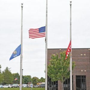 Colfax September 11 Salute