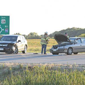 Highway 128 Accident (Kwik Trip)