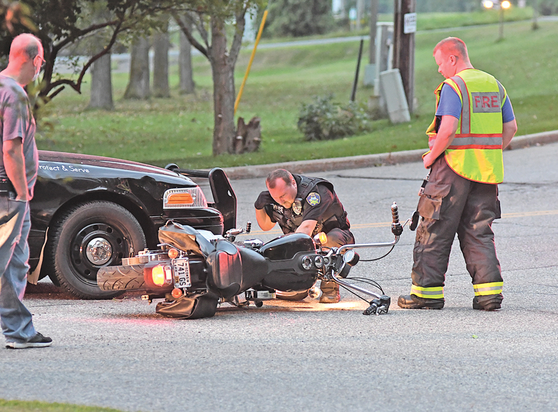 Motorcycle Accident in GC_0049