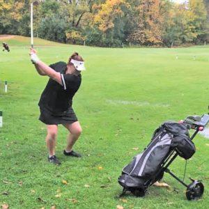 Colfax girls golf Hannah Lemler