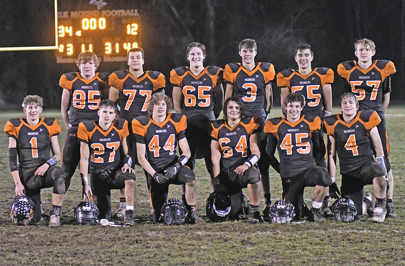 2020 EM Football All-Conference photo