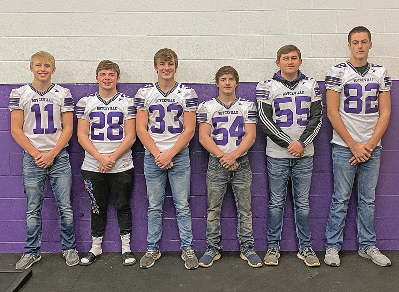BV All Conference football photo