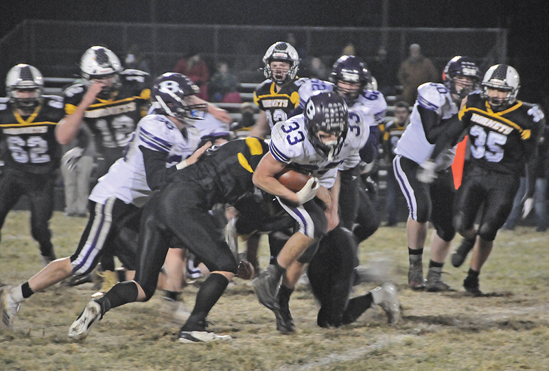 BV FB at Cadott Tyler Dormanen