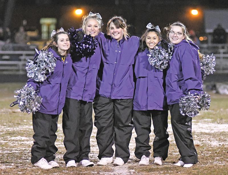 2020 BV FB Cheerleaders photo