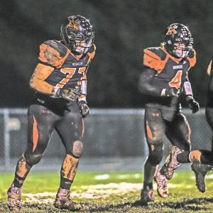 2020 Wisconsin Football Association All-Region Teams Reese Brunner and Nate Lew