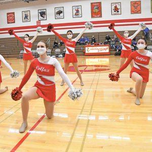 Colfax Dance Team