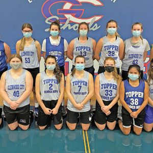 GC Girls BB Preseason Photo