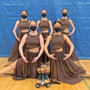 Colfax Varsity Dance Team photo