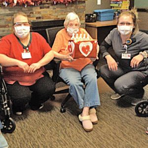 Glenhaven preparing for Valentine's Day