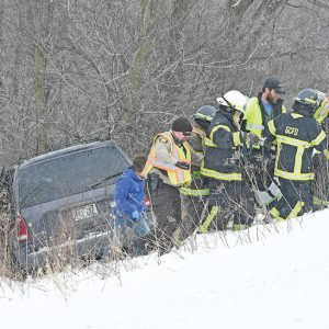 Highway 64 accident
