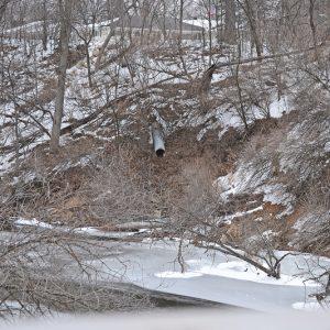 Riverview stormsewer repair