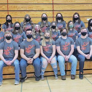 Elk Mound Nationals 2021 Team photo
