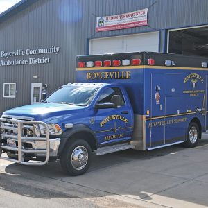 BV Ambulance photo