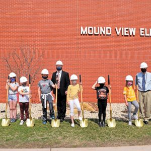 Elk Mound Groundbreaking Picture