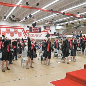 2021 Colfax Graduation