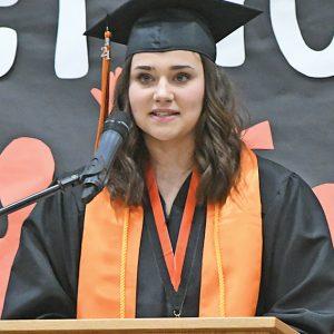 2021 Elk Mound Graduation Susan Marquardt