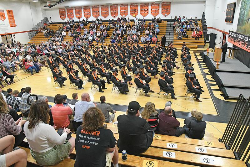 2021 Elk Mound Graduation