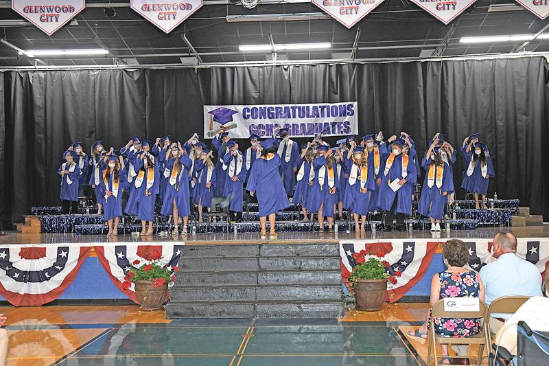2021 Glenwood City Graduation