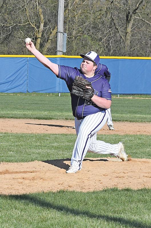 GC Baseball vs Boyceville Brady Helland