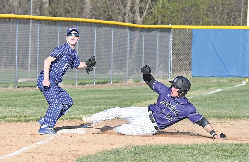 GC Baseball vs Boyceville Trett Joles
