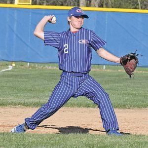 GC Baseball vs Boyceville Max Janson