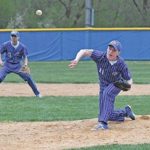 GC Baseball vs Colfax Brady McCarthy