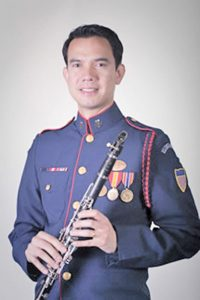 Musician 1st Class Charlie Suriyakham