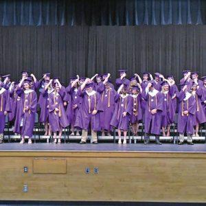 2021 Boyceville Graduation