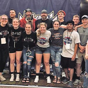 EM Powerlifting wins national title