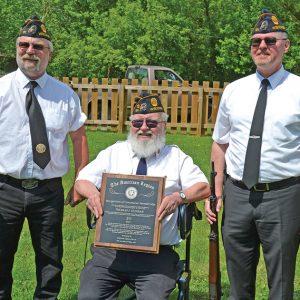 Memorial Day Tom Dunbar honored