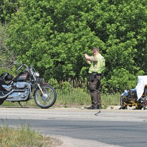 Motorcyle Accident State Road 128