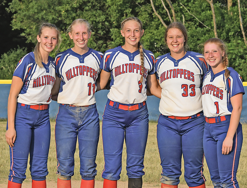 2021 GC SB All-Conference
