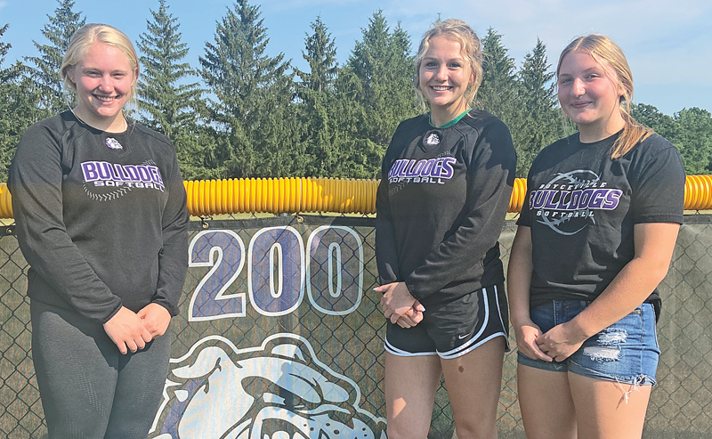 BV softball all conference 2021