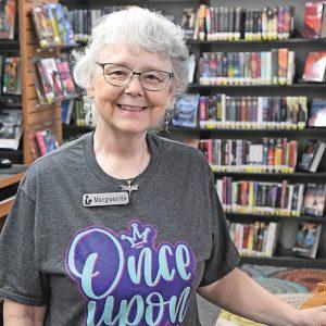 Marguerite Blodgett_Retires from BV Library