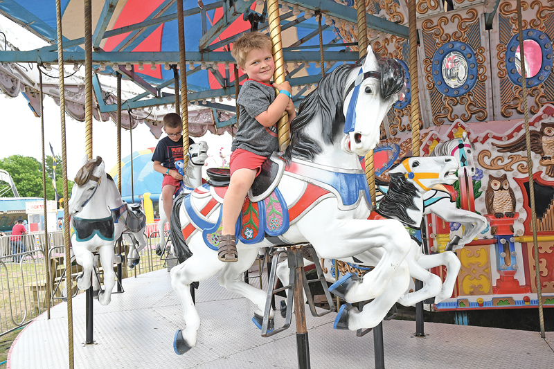 2019 Colfax Free Fair Brentley