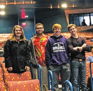 Boyceville Band students honored