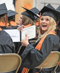 2019 Elk Mound Class of 2019 Graduation