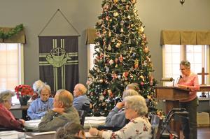 2018 Colfax celebrates Christmas