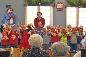 2018 Colfax Schools Christmas Concerts