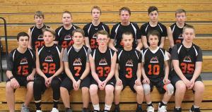 2018-19 Messenger Middle School Athletes