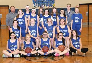2018-19 TRIBUNE Middle School Athletes