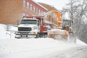 February 2019 Snow Clean up