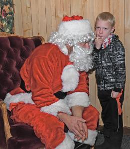 Santa at Jack's Place Cassellius